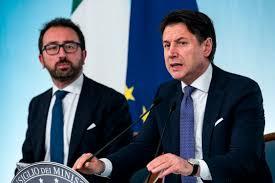 Il governo giallorosso, Bonafede e la nemesi giustizia - Milano Post