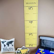 2x4 Ruler Growth Chart Growth Flow Charts