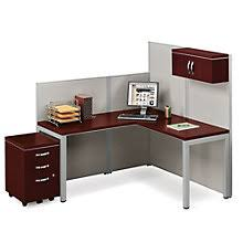 office desk workstation. Instant Office Reversible L-Desk Set, 8803424 Desk Workstation