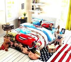 disney cars bedding cars team lightening 4 piece toddler bedding set disney cars toddler bedding clearance