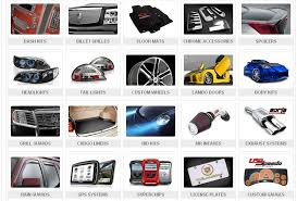 Car Accessories Business