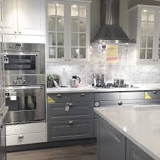 Loving this @ikea showroom kitchen  #ikea @ikeacanada
