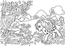 Forest Coloring Pages Animals Free Coloring Pages Printable