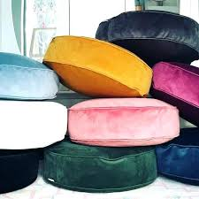 interesting round chair cushions round outdoor chair cushions small round outdoor seat cushions house creative of