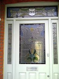stained glass front doors google search reclaimed leaded uk