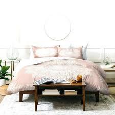 blush linen duvet cover blush pink
