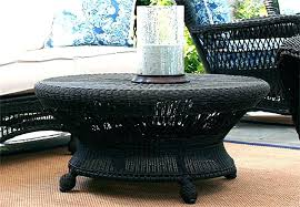 round wicker coffee table glass top wicker coffee table with glass top wicker round coffee table