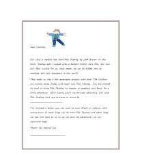 Free Printable Flat Stanley Template Templates Letter Examples Lab