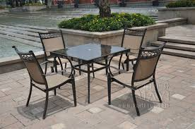 Latest Aluminium Outdoor Table Popular Aluminium Patio Furniture
