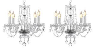 mini crystal chandelier al toronto