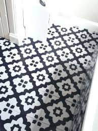 Patterned Vinyl Tiles Cool Patterned Vinyl Flooring Thematadorus