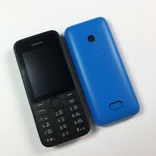 Small and convenient Nokia 208
