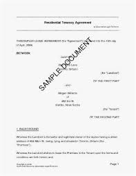26 Rental Agreement Template Professional | Template Design Ideas