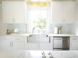 kitchen glass backsplash. Home Interior: Profitable White Subway Tile Backsplash Kitchen 61 Great Modern Glass Tiles From K