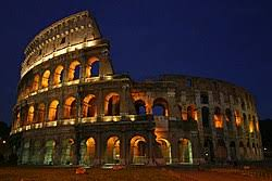 Архитектура Древнего Рима Википедия Колизей в Риме Италия
