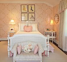 elegant gossamer blue look new york shabby chic kids inspiration with antique barbie prints beige bedding