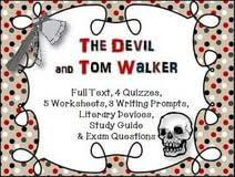 thesis of the devil and tom walker popular dissertation proposal the devil and tom walker by washington irving