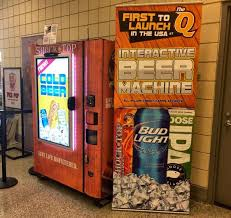 Vending Machines Cleveland Ohio Magnificent The Q Ups Its Game For Cavaliers' Home Opener With New Features For Fans
