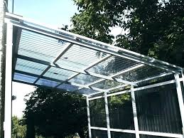 palruf pvc roof panels corrugated plastic roofing installation site clear ft pl panel 26 in x