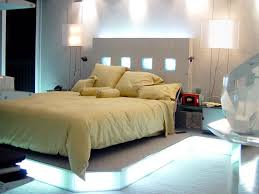 creative bedroom lighting. bedroom creative under bed platform lighting with box covered wall lamp and n
