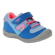 Oshkosh Toddler Shoe Size Chart Girls Oshkosh Bgosh Rafa Sneaker Size 8 M Periwinkle