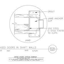 USG Design Studio Door Frame Download Details