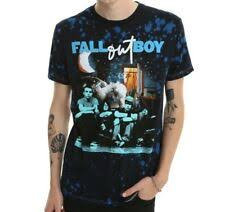 Fall Out Boy Merch Size Chart Fall Out Boy Shirt Products For Sale Ebay