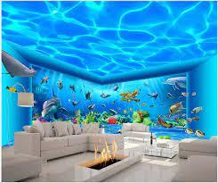3d wallpaper custom photo Fantasy Ocean ...