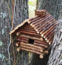 Rustic Birdhouses Willow Branch Bird Housenatural Color Buy Wicker Bird House