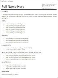 What To Put In A Resume 15 Can You Make With No Work Experience On