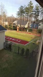 Backyard Ideas Sports Field  Game Court Ideas Guide  INSTALL Football Field In Backyard