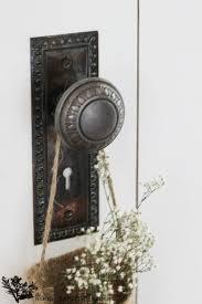 Antique looking door knobs Victorian Era Adding Character With Vintage Door Knob By The Wood Grain Cottage Nostalgia Knobs How To Install Vintage Doorknob On New Door