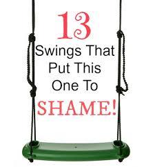 13 Fun Swings That Make Me Want to Be a Kid Again