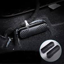 <b>2pcs for Mazda 3</b> Axela 2017 atenza CX 4 CX 5 Dust hood for air ...