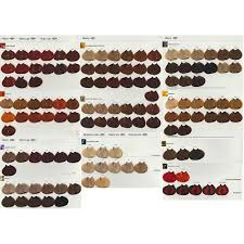L Oreal Professionnel Colour Chart 59 Competent L Oreal Professional Majirel