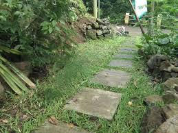 lay path patio walkway garden paths