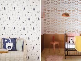 Behang Voor Kinderkamer Eigen Huis En Tuin