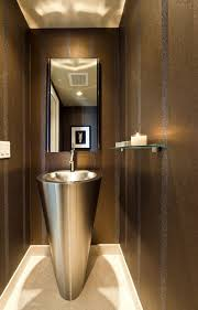 powder room elegant and stylish ideas