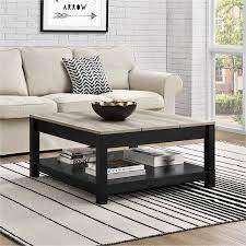 gardens langley bay coffee table