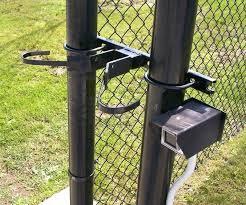 Modern Fence Gate Metal Fence Gate Locks Chain Link Fence Gate Latch