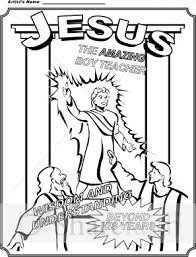 Small Picture Toddler Coloring Pages Jesus TeachingColoringPrintable Coloring