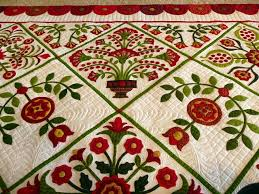105 best SUE GARMAN QUILTS images on Pinterest | Quilt block ... & close-up of Bed of Roses by Sue Garman: June 2012 applique quilt Adamdwight.com