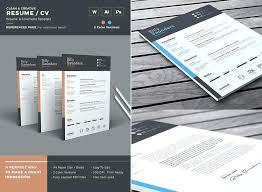 Awesome Resume Template Free Download Simple Creative Word Templates ...