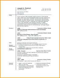 Financial Analysis Of Microsoft Resume Microsoft Office Format Ms 2013 Cv Mmventures Co