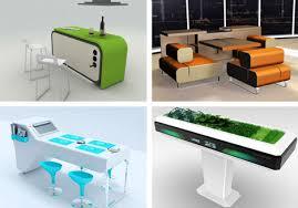 5) Inventively Kooky Kitchen Furniture