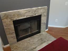 granite depending on stylistic preferences and the pattern of the granite itself the fireplace below has a very modern minimalist look the thick