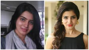 samantha south india s favorite and actress samantha ruth prabhu looks very beautiful and glamourous even without makeup