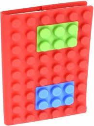 """""""<b>Блокнот 100 листов</b>, А6, силиконовый чехол (М-3577-R)"""" купить ..."""