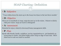 Soap Charting Ppt Soap Charting Powerpoint Presentation Free Download