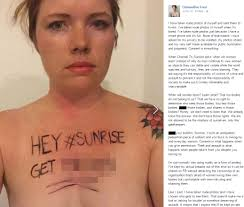 Students Suspended For Sending Clementine Ford Sexist Messages.
